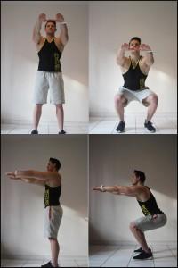 programme de musculation sans matériel