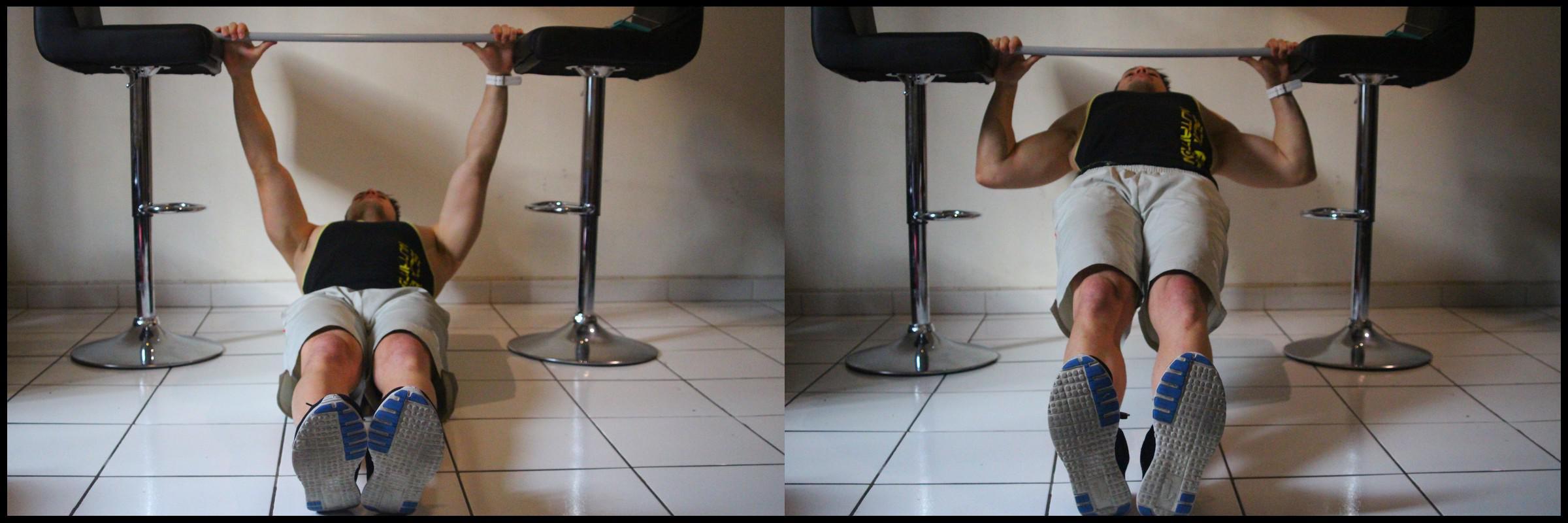 Programme de musculation sans matériel   Fitness coaching