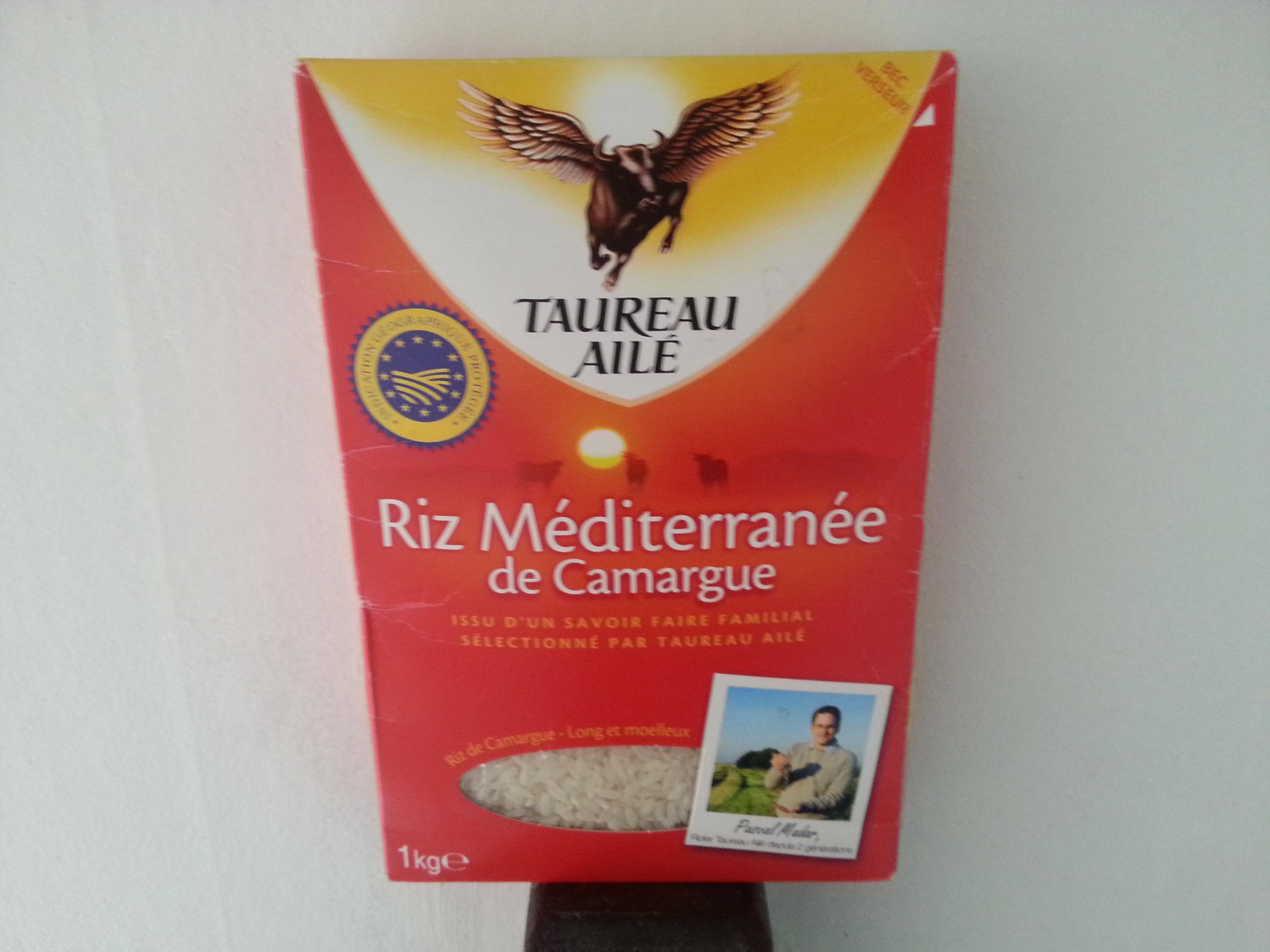 8f9e550d910 Riz méditerranée de Camargue (Taureau Ailé) – Calories…
