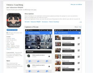 ios fitness coaching