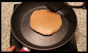 préparation pancake protéiné 11