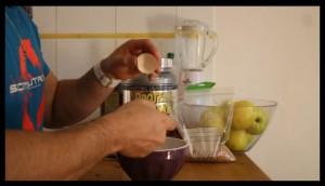 préparation pancake protéiné 6