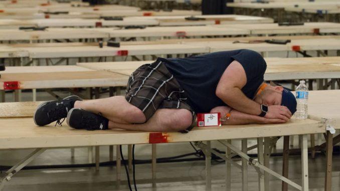 role du sommeil dans la récupération du sportif