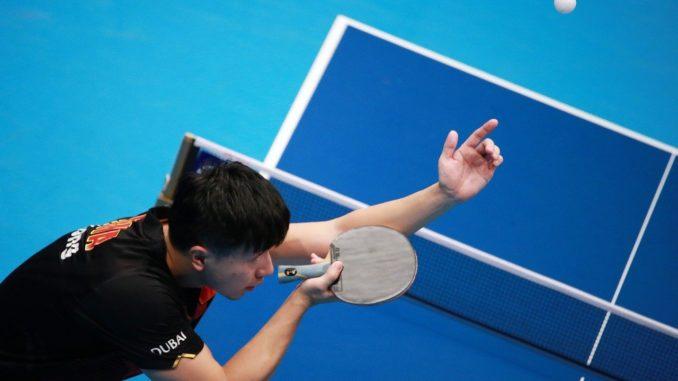 ping pong pour perdre du poids