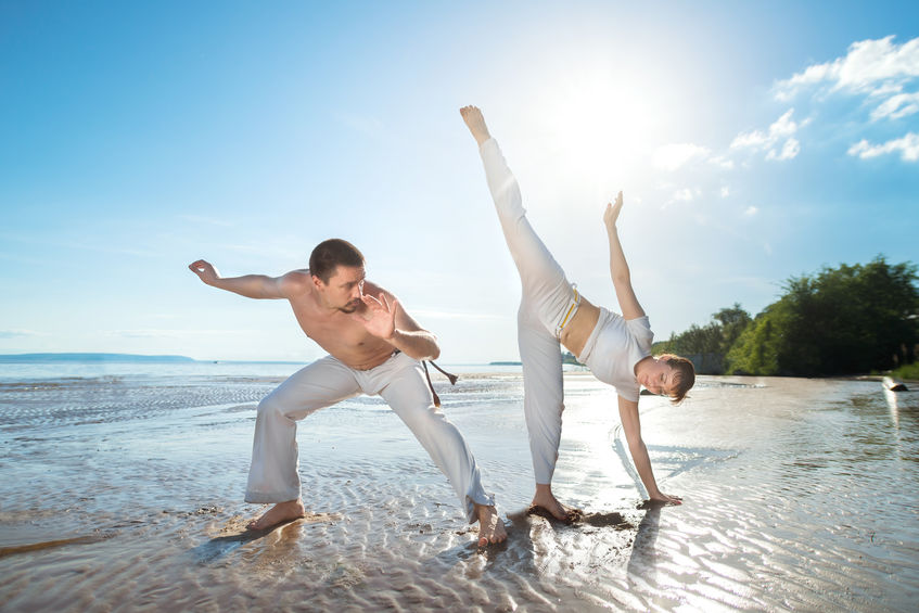 capoeira pratiquer