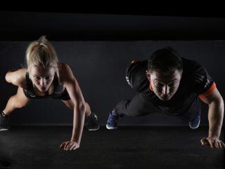 Entrainement débutant au poids du corps à la maison